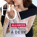 Nouvelle collection Alliance chez Histoire d'or à Bercy 2