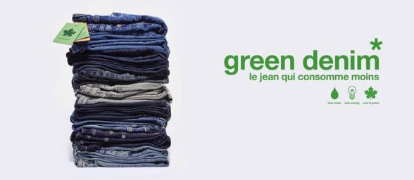 Offre Jean green denim chez Celio à Bercy 2 à Charenton Le Pont