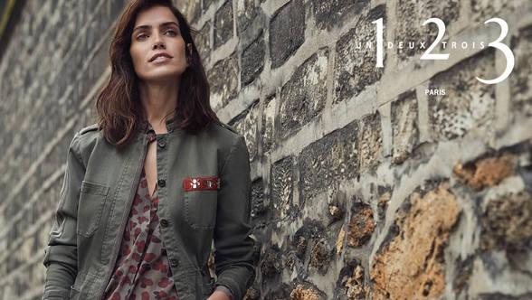 nouvelle collection automne 2018 chez 123 à Bercy 2 à Charenton le Pont