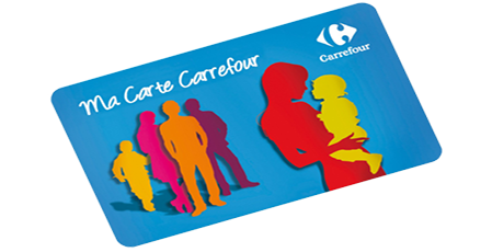 Carte Carrefour De Fidelite.Centre Commercial Terre Ciel