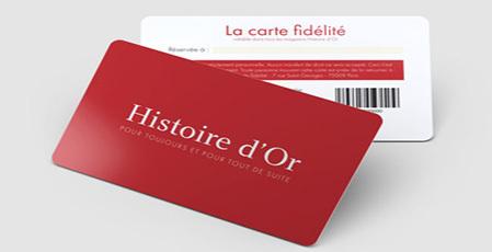 Carte Cadeau Histoire Dor.Centre Commercial Terre Ciel
