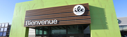 Centre commercial Ile Napoleon Illzach Carrefour parking gratuit