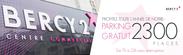 Centre commercial Bercy 2 Paris parking gratuit