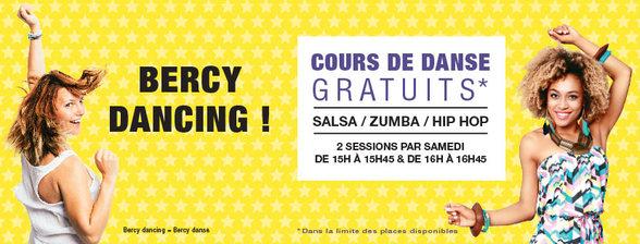 Cours de danse à Bercy 2 - Centre commercial à Charenton-le-Pont - À la sortie de Paris, Val-de-marne, acheter, shopping, pantalon, chemise, haut, pas cher, réduction, achat, acheter
