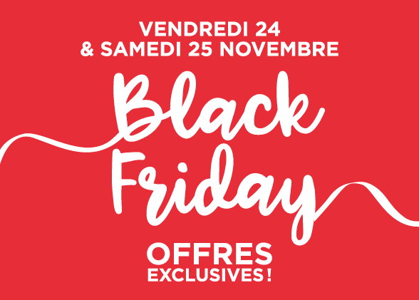 Black Friday Novembre 2017 Ile napoleon