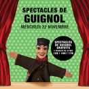 spectacles de guignol à Bercy 2