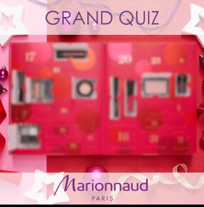 Grand quiz Marionnaud à Bercy 2, 50 euros de bons d'achat à remporter