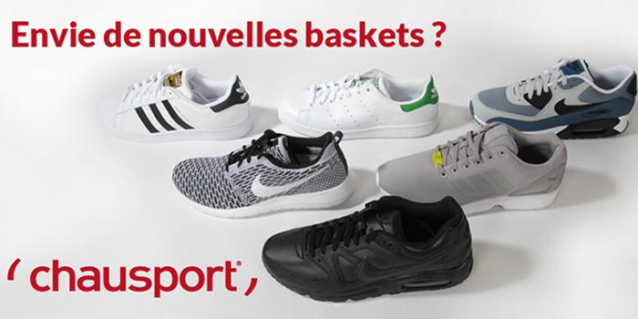 Chausport Mode Chaussures sport centre commercial Grand Quetigny Dijon