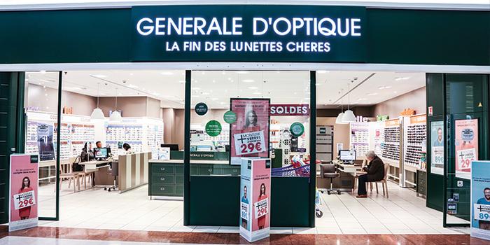 Générale d Optique est à Terre Ciel - Shopping à Chelles, chelles, seine 331e647d8329