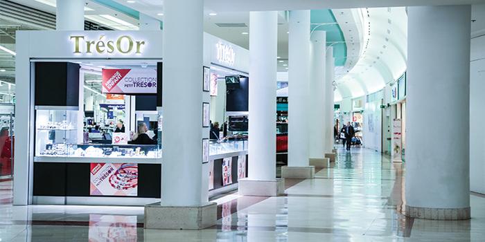 Trésor est à Terre Ciel - Shopping à Chelles, lognes, noisy le grand, neuilly sur marne, vaires, brou, brou sur chanterenne, gournay sur marne, gagny, la vallée, seine, chelles 2, centre commercial, shopping, achat, acheter
