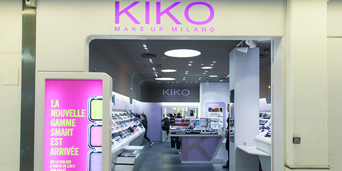 kiko beauté maquillage centre commercial Bercy 2