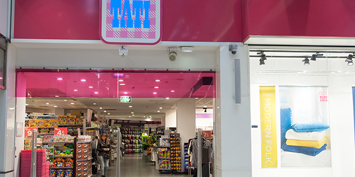Tati discount centre commercial Bercy 2