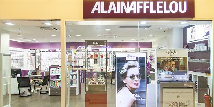 alain afflelou lunettes opticien centre commercial Bercy 2