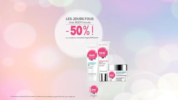 Offre Body Minute Bercy 2 - Centre commercial à Charenton-le-Pont - À la sortie de Paris, Val-de-marne