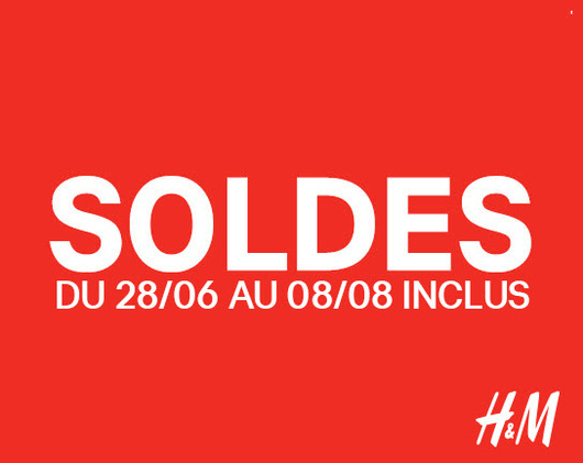 h&m soldes centre commercial bercy 2 shopping promotions