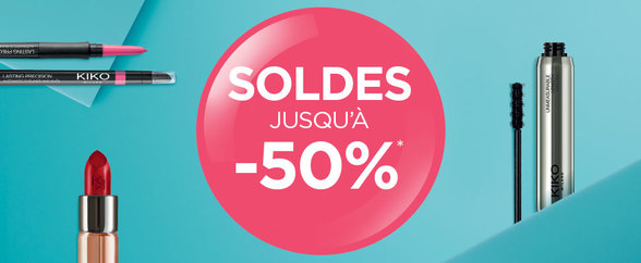 kiko soldes shopping promotions centre commercial Bercy 2