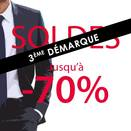 Armand Thierry soldes promotions shopping centre commercial Bercy 2