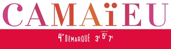 soldes camaïeu centre commercial Bercy 2 promotions