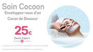 Offre soin cocoon chez Body Minute à Bercy 2