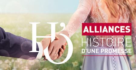 collection alliance chez Histoire d'or à Terre Ciel à chelles