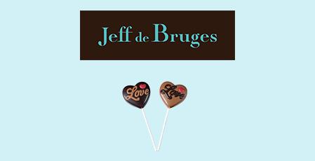 1 SUCETTE LOVE OFFERTE À PARTIR DE 30 € D'ACHAT* chez Jeff de Bruges à Terre Ciel à Chelles