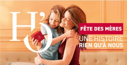 Du 03 mai au 27 mai, témoignez votre tendresse à votre maman en lui offrant un bijou Histoire d'Or à Bercy 2 à Charenton le Pont