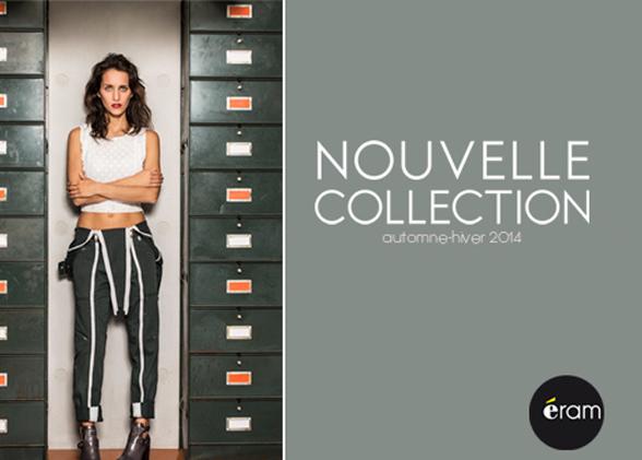 Carrefour les Eleis Eram Collection AUtomne Hiver