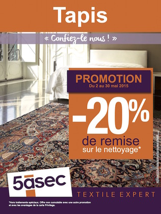5 à Sec Pressing centre commercial carrefour les Eleis promotion Cherbourg