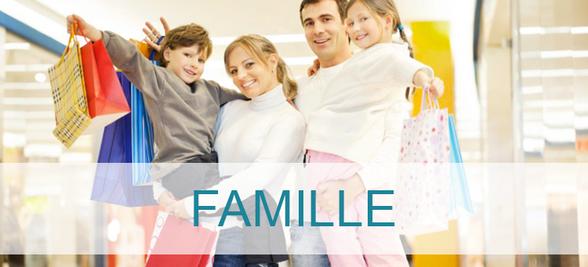 famille enfant bébé doudou centre commercial grand quetigny
